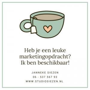 Heb je een leuke marketingopdracht?Ik ben beschikbaar!-2
